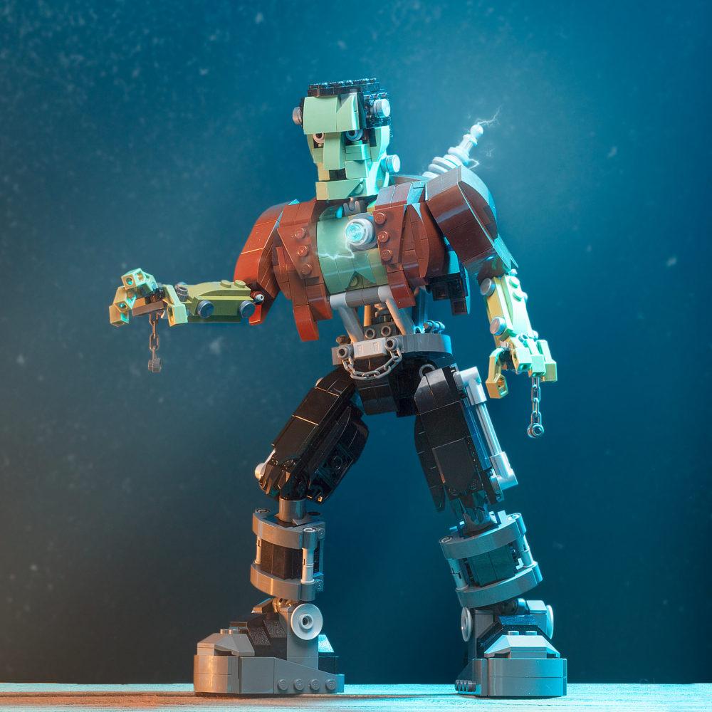 LEGO Frankenstein Monster MOC