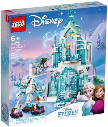 LEGO Frozen 43172 Elsa's Ice Palace