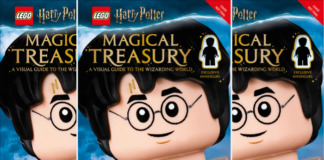 LEGO Harry Potter Magical Treasury
