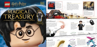 LEGO Harry Potter Magical Treasury