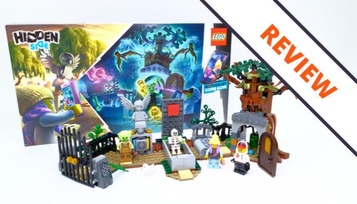 LEGO Hidden Side 70420 Graveyard Mystery