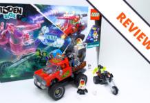 LEGO Hidden Side 70421 El Feugo's Stunt Truck