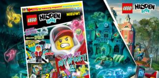 LEGO Hidden Side Magazine