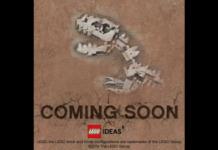 LEGO Ideas 21320 Dinosaur Fossils teaser