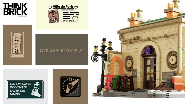 LEGO Ideas Ratatouille