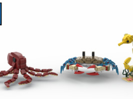 LEGO Ideas Sea Life