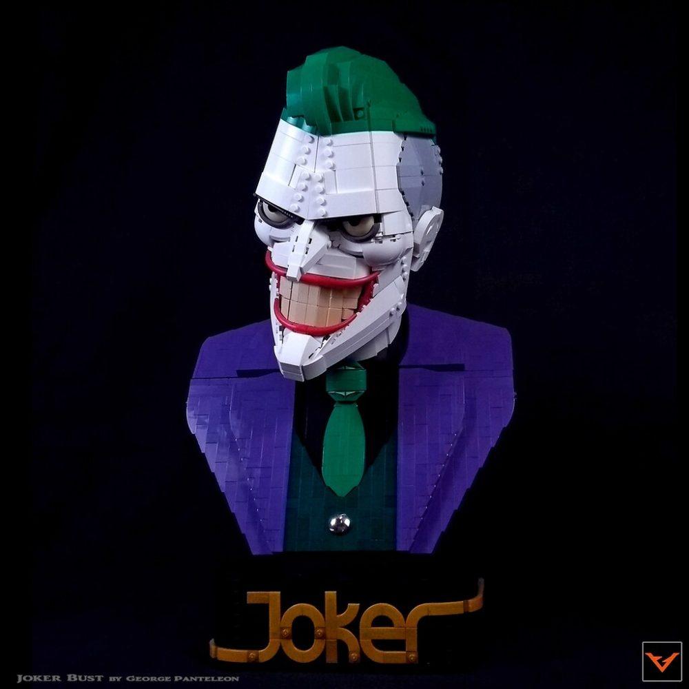 LEGO Joker MOC