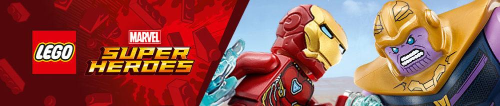LEGO Marvel banner
