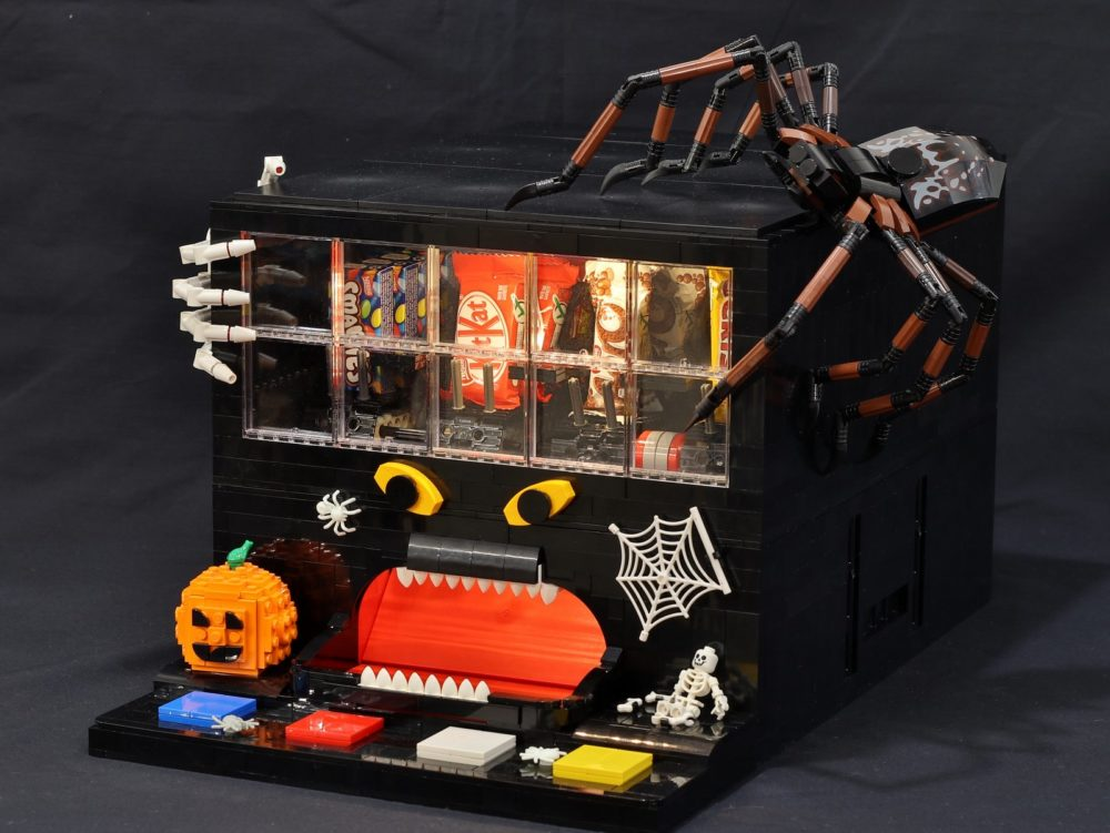 LEGO Mini Chocolate Vending Machine MOC