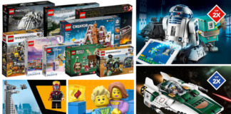 LEGO Promoties oktober 2019