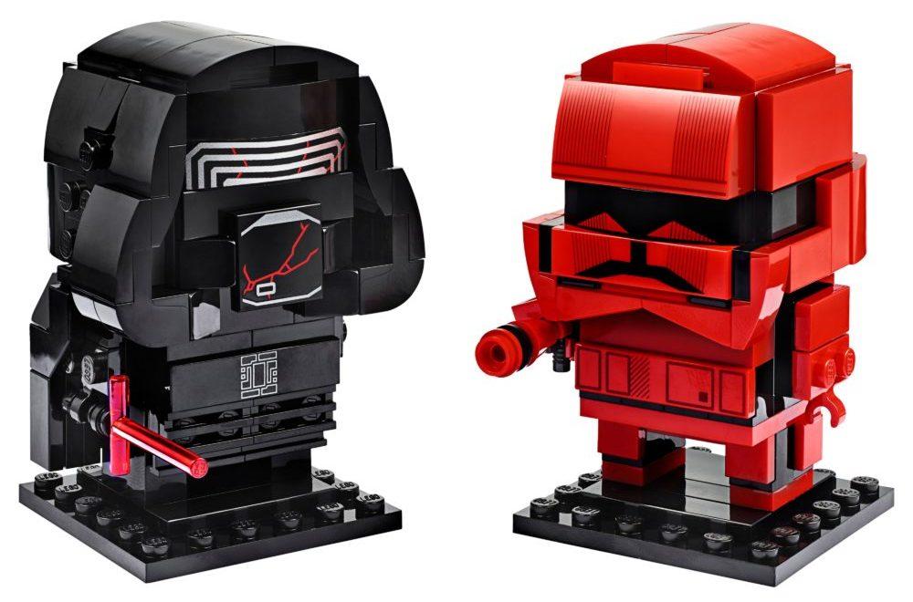 LEGO Star Wars 75232 Kylo Ren & Sith Trooper