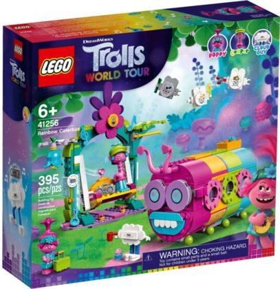 LEGO Trolls 42156 Rainbow Caterbus