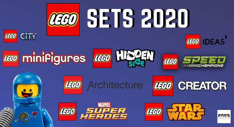 LEGO sets 2020