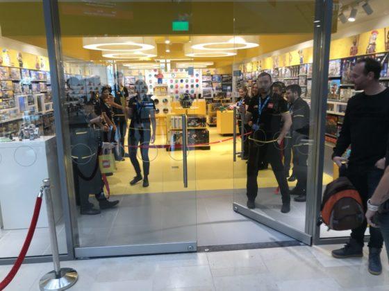 Opening LEGO Store Utrecht