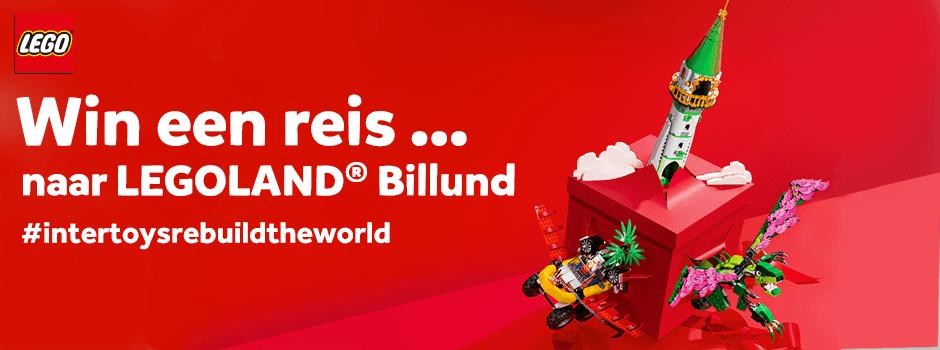 Reis naar Billund