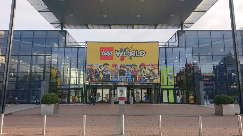 Verslag LEGO World 2019