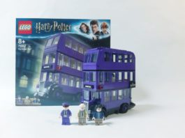 LEGO Harry Potter 75957 The Knight Bus