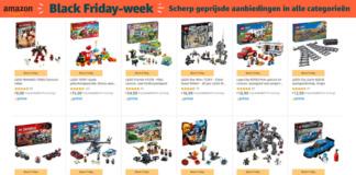 Amazon Black Friday LEGO deals