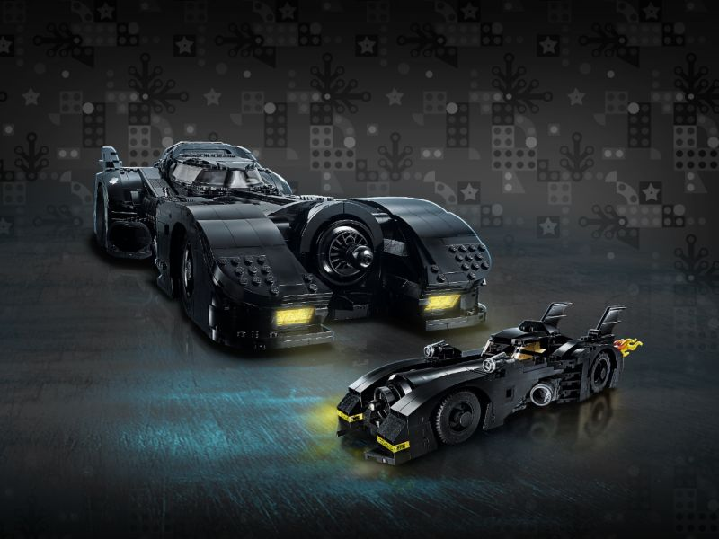 Gratis LEGO Mini Batmobile