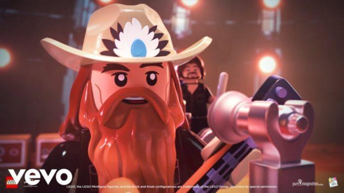 Chris Stapleton LEGO Music Video