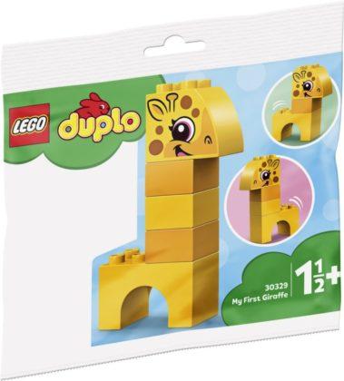 LEGO 30329 My First Giraffe