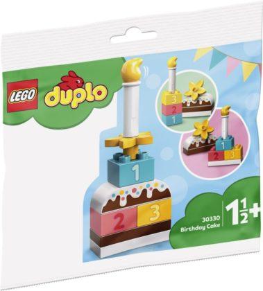 LEGO 30330 Birthday Cake