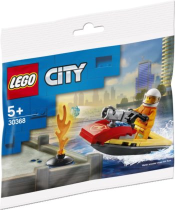LEGO 30368 Fire Rescue Water Scooter