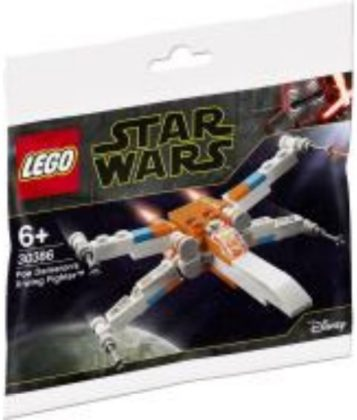 LEGO 30386 Poe Dameron's X-wing Fighter