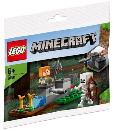 LEGO 30394 The Skeleton Defense