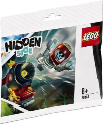 LEGO 30464 El Fuego's Stunt Cannon
