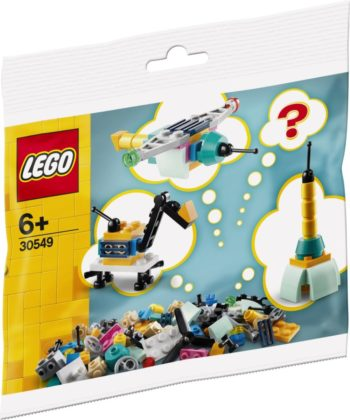 LEGO 30549 Build Your Own Vehicles