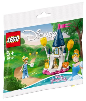 LEGO 30554 Cinderella Mini Castle
