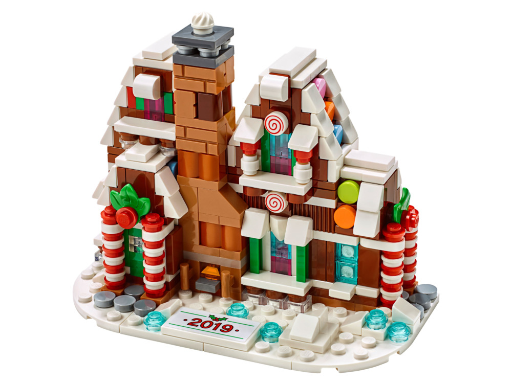 LEGO 40337 Mini Gingerbread House