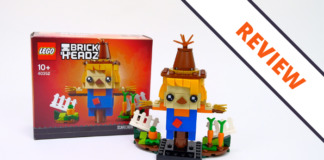 LEGO 40352 Thanksgiving Scarecrow
