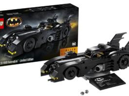LEGO 40433 1989 Batmobile Limited Edition