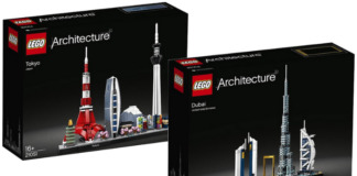 LEGO Architecture winter 2020 sets