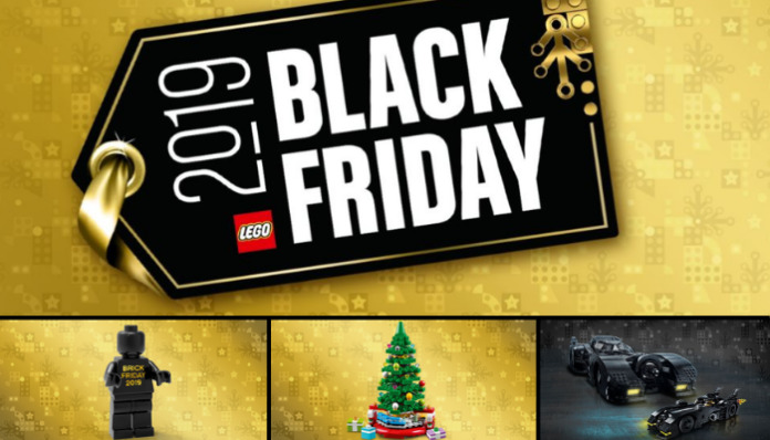 LEGO Black Friday deals