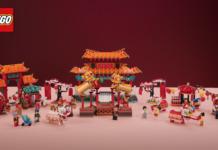 LEGO Chinese New Year Designer Video