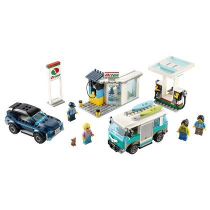 LEGO City 60257 Service Station