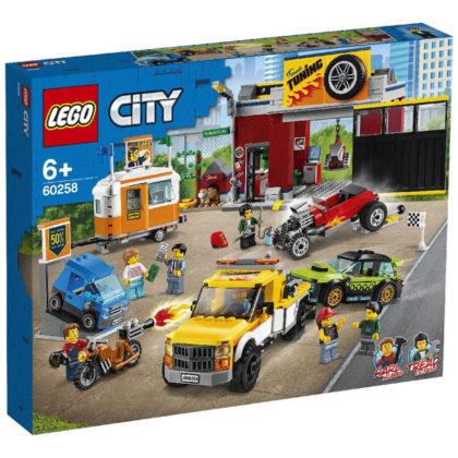 LEGO City 60258 Tuning Station