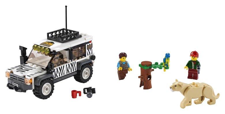 LEGO City 60267 Safari Adventure