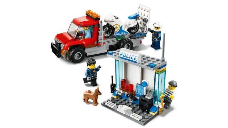 LEGO City 60270 Police Brick Box