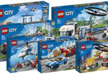 LEGO City winter 2020 sets
