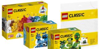 LEGO Classic winter 2020 sets