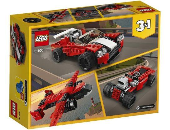 LEGO Creator 31100 Sports Cars