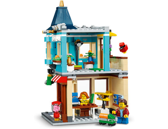 LEGO Creator 31105 Toy Shop and Townhouse
