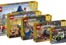 LEGO Creator winter 2020 sets