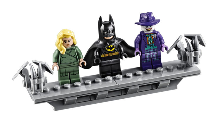 Minifigures for LEGO DC 76139 1989 Batmobile