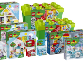 LEGO DUPLO winter 2020 sets