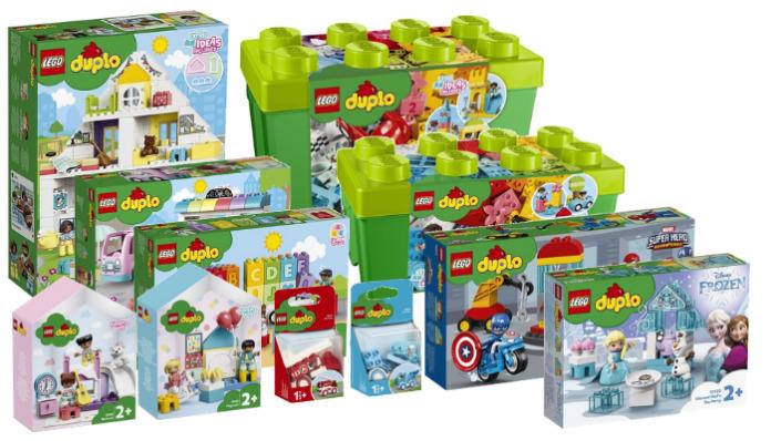 Visuals LEGO DUPLO winter 2020 sets - Bouwsteentjes.info